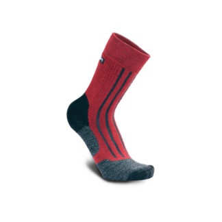 Meindl Lady Merino Socks Red Walking Socks